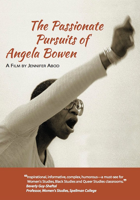 The Passionate Pursuits of Angela Bowen